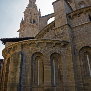 Apse of the Cathedral of Santo Domingo de la Calzada