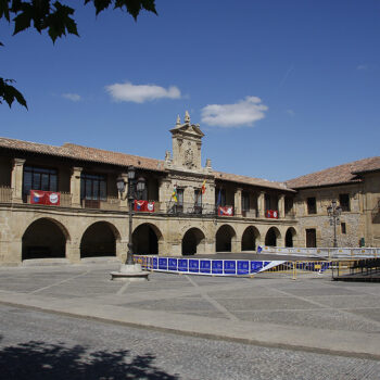 City Hall of Santo Domingo de la Calzada