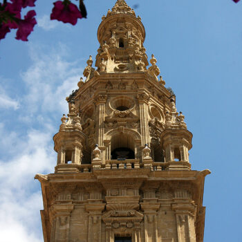 Free tower of the Cathedral of Santo Domingo de la Calzada